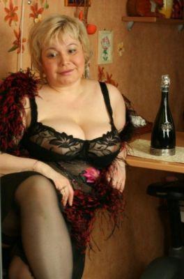 толстая проститутка Мадам Кураж, секс-услуги от 1500 руб. в час