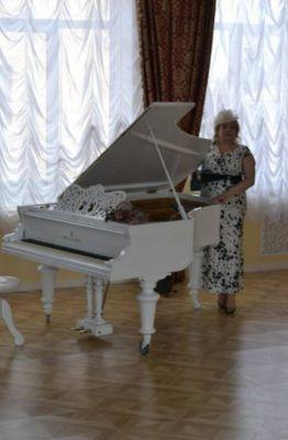Мадам Кураж — анкета рабыни, 47 лет, г. Красноярск