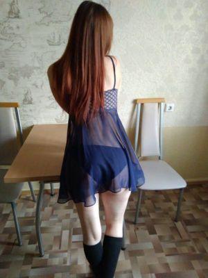 Алиса — полная лесби проститутка в Красноярске