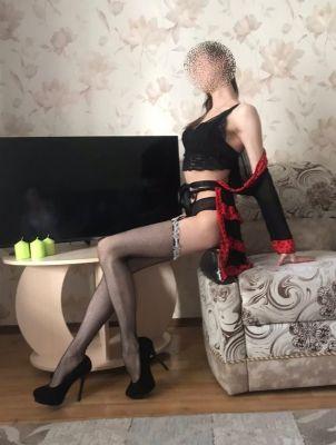 Марина — массаж «Ветка сакуры»