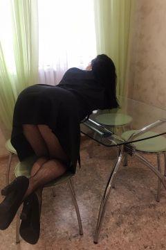 практикующая госпожа Алина, рост: 170, вес: 60